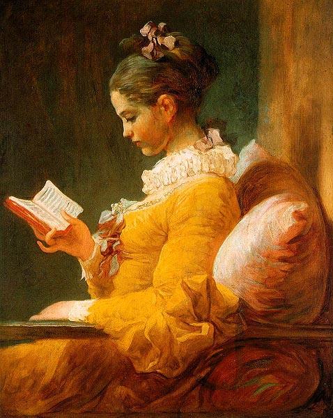 Womanreader